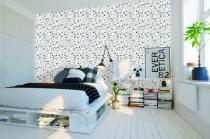 modernes, skandinavisches Schlafzimmer - modern swedish scandina